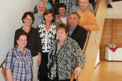 2012: Gründung am 8. September in der Müritz Klinik