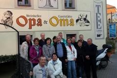 April 2015: Frühjahrs-Seminar in Dresden