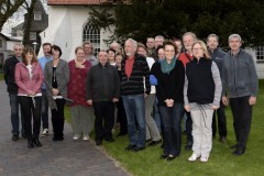 April 2016: Frühjahrs-Seminar in Büsum