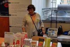 April 2018: Patiententag Nierenlebendspende am Uniklinikum Köln