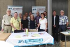 Juni 2017: Patientenseminar am Universitätsklinikum Dresden