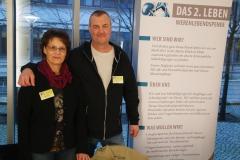 November 2016: Patiententreffen am Uniklinikum Halle/Saale