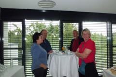 September 2013: Vereinstreffen in der Müritz Klinik