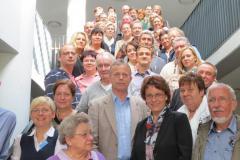 September 2014: Vereins-Seminar in der Müritz Klinik