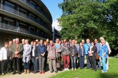 September 2015: Vereins-Seminar in der Müritz Klinik